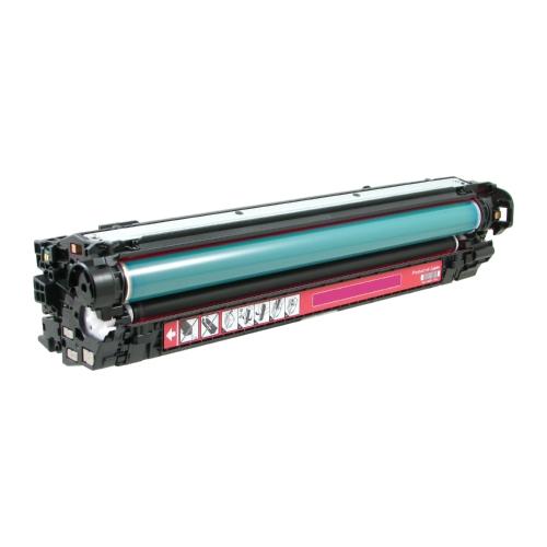 HP CE273A (HP 650A) Magenta Laser Toner Cartridge